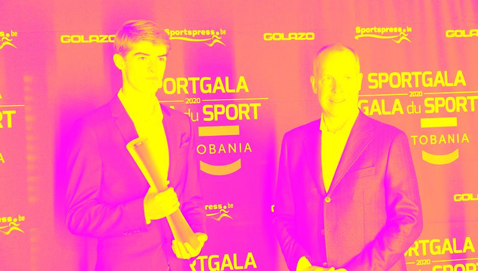 Tobania at Sports Gala 2020
