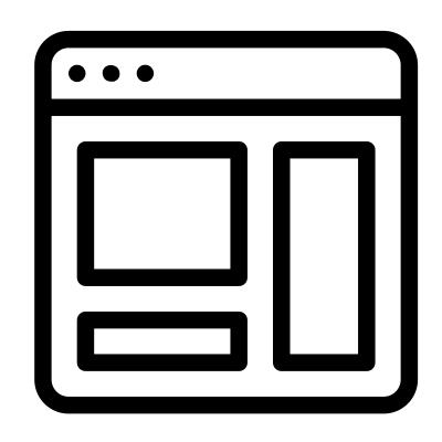 icon Standardised templates