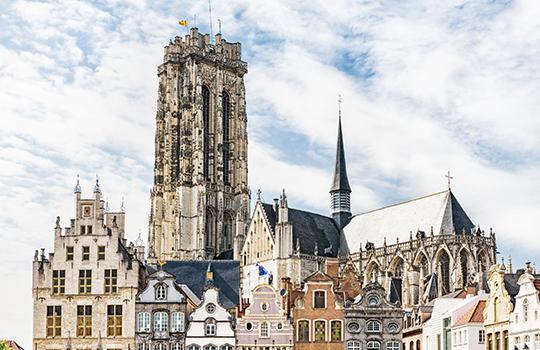 City of Mechelen easily manages its 20 sub-sites using cms eGo